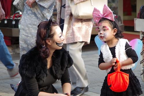 Cat's Halloween Parade in Kagurazaka 2015 38