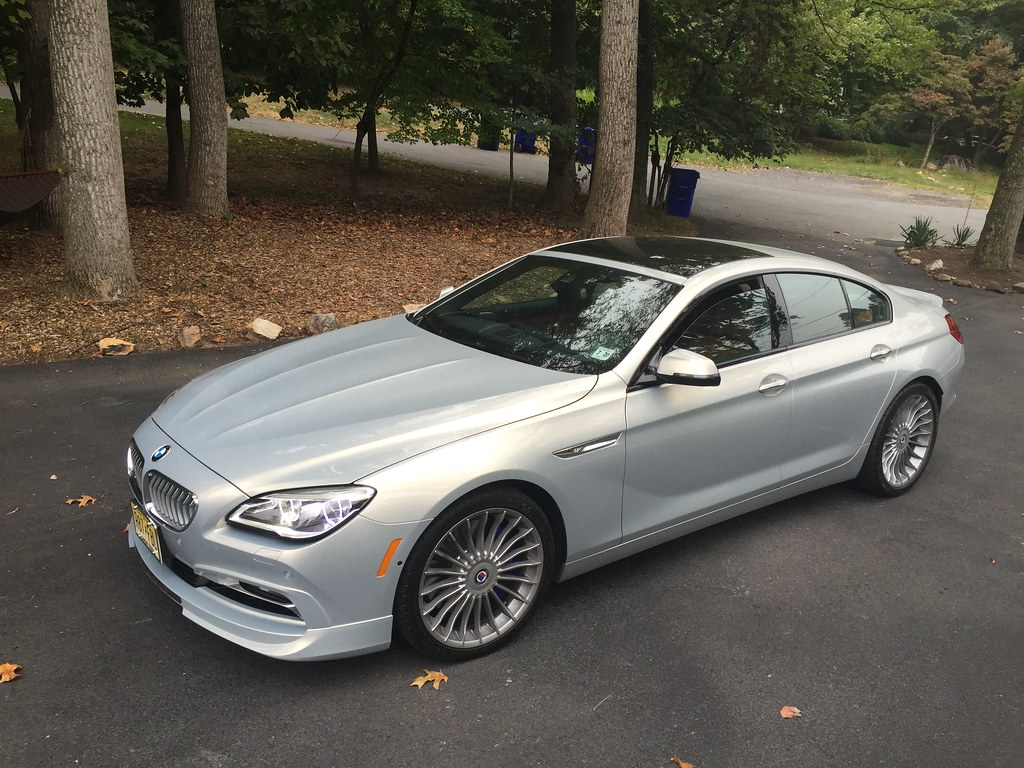2016 BMW Alpina B6 xDrive Gran Coupe: Immaculate Conceptions