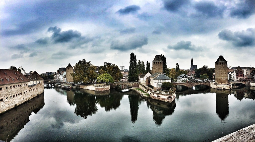 A weekend in Strasbourg