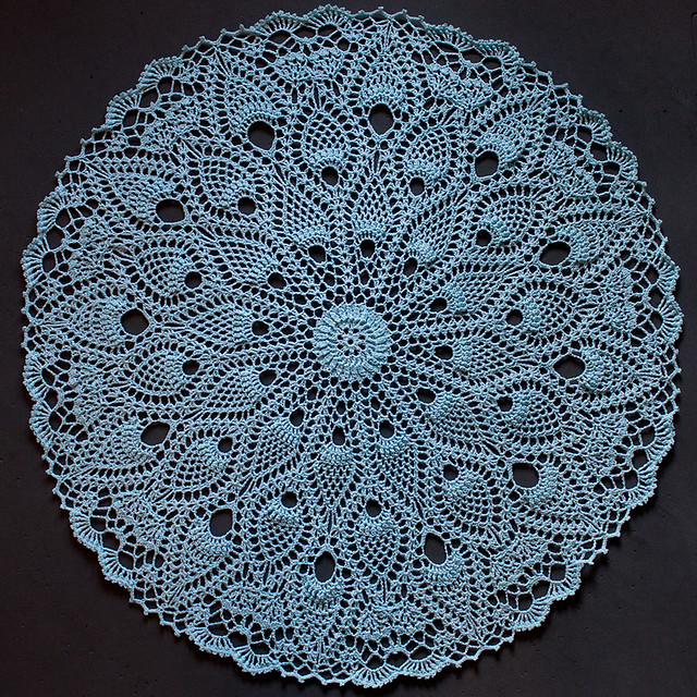 """""""Bewitching"""" Doily"""