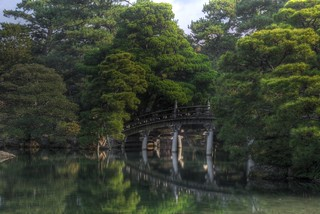 Kyoto Imperial Palace on OCT 30, 2015 (67)