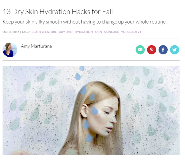 Dr. Joel Schlessinger shares dry skin hacks for fall with YouBeauty