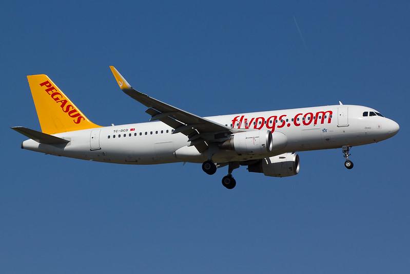 Pegasus - A320 - TC-DCD (1)