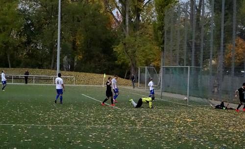 VfR Frankenthal 0:3 VfB Bodenheim