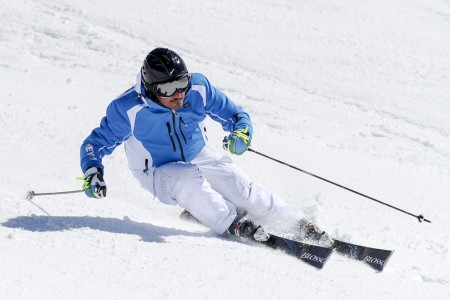 Blossom: lyže vyrobené s láskou v Itálii