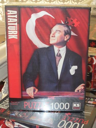 Atatürkös kirakó
