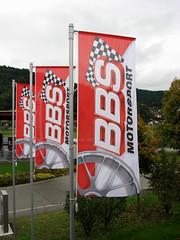 BBS Motorsport office in Haslach Germany