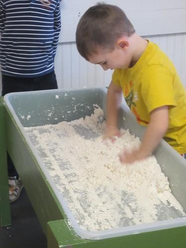 cloud dough fun