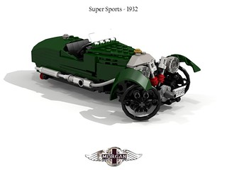 Morgan Super Sports (1932)