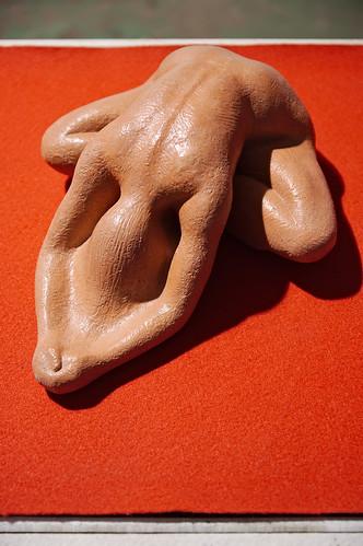 Sculpture de Jean-Marc De Pas