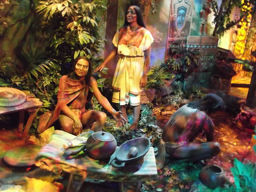 Cadbury World - Aztec Jungle
