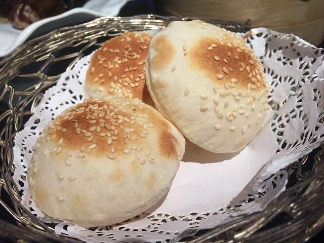 Sesame buns - Da Dong Roast Duck Restaurant