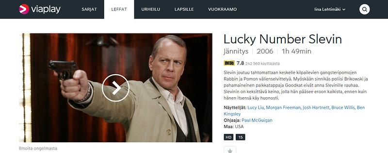 Katso Lucky Number Slevin. Elokuvat netissä - Viaplay.fi - Google Chrome 30.11.2015 95821.bmp