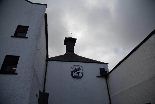 BOWMORE Distillery #夢見た英国文化