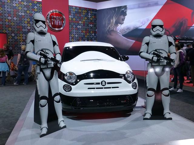Los Angeles Auto Show (8) - 21 November 2015