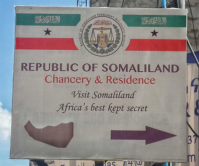 Somaliland Chancery and Residence in Addis Ababa