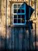 Barn Window at Dusk by Zilberman-Sands Photography