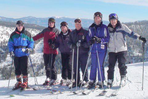 70+ Ski Club