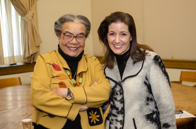 Protecting Our Children: A Conversation with Marian Wright Edelman and Mayor Libby Schaaf