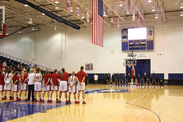 Women's BBall vs. West Virginia State University