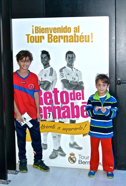 tour - Real Madrid Stadium Tour - Tour Bernabeu