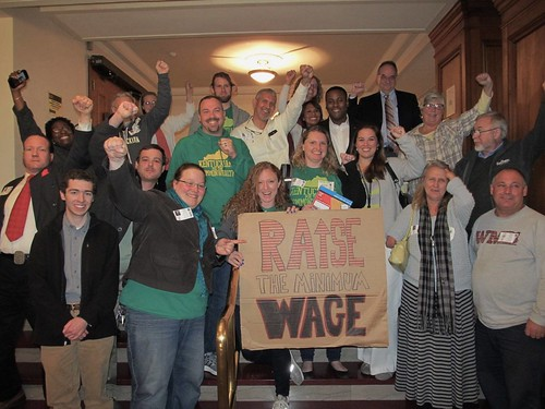Lexington minimum wage victory