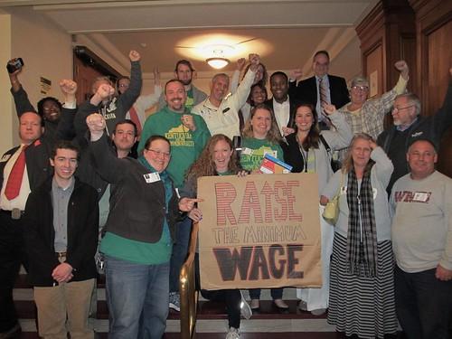 Lexington minimum wage victory