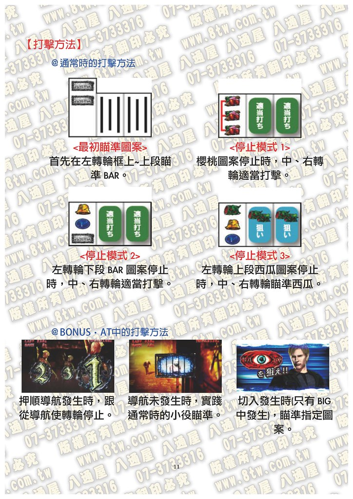 S0293沈默之丘(SILENT HILL)  中文版攻略_Page_12