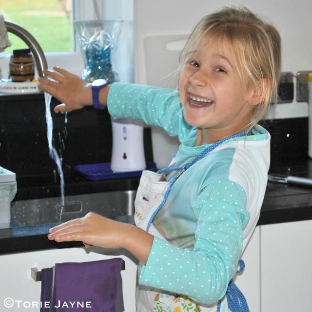 Molly baking