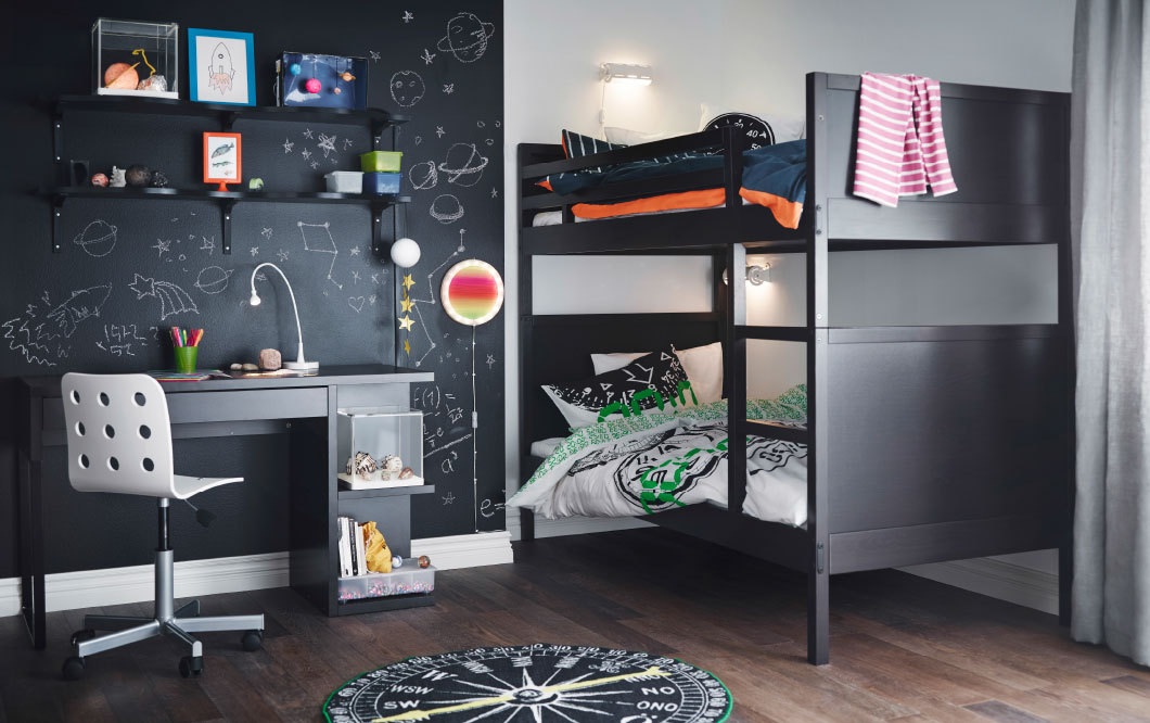 IKEA Teenage Room Decor