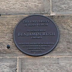 Photo of Black plaque number 31370