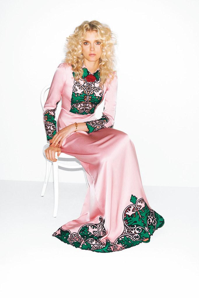 Лили Дональдсон — Фотосессия для «Vogue» JP 2015 – 2