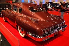 1948 Tucker Model 48 ''Torpedo'' 4 Door Sedan #1003 3