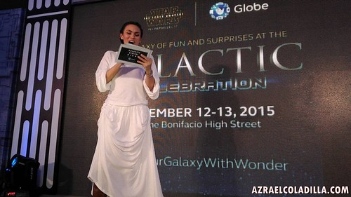Globe x Star Wars Galactic Digital Night media and bloggers party