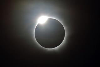 Total Solar Eclipse in Cairns, Australia
