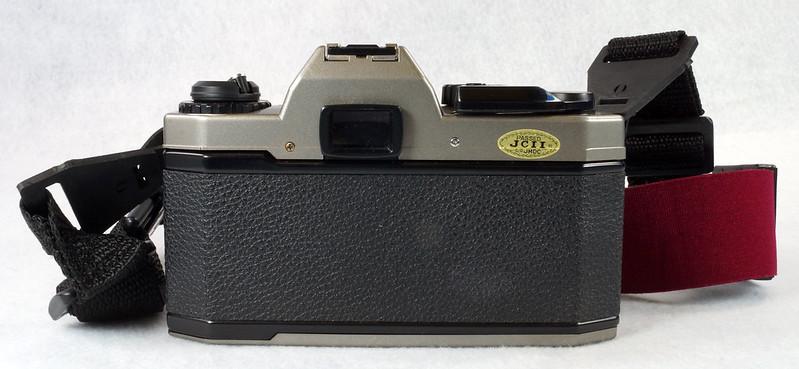 RD14976 Chinon CM-7 35mm SLR Film Camera, 50mm Ozunon Lens, Manuals & Coastar Case DSC07825