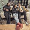 Glen Faria, Ali B en Domien in het Glazen Huis