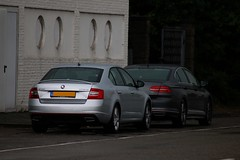 Politie   Landelijke Eenheid   Afdeling Interventies   Škoda Octavia