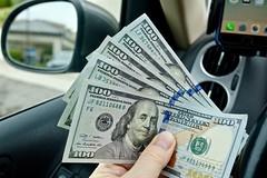 U.S. Dollars - Benjamin Franklins