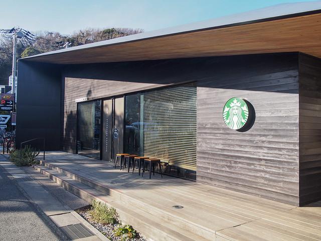 鎌倉御成町店   スターバックス コーヒー ジャパン