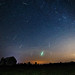 Perseid Meteor Shower (2015) by Matt Molloy