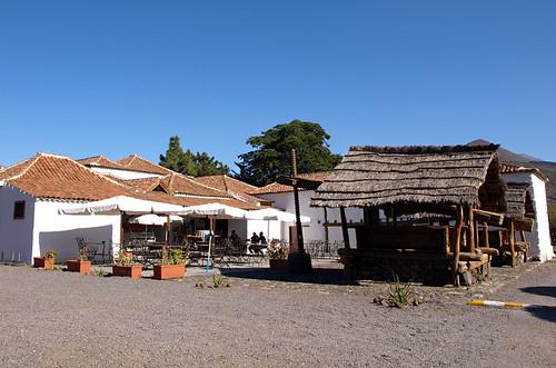 Casona del Patio, Santiago del Teide, Tenerife