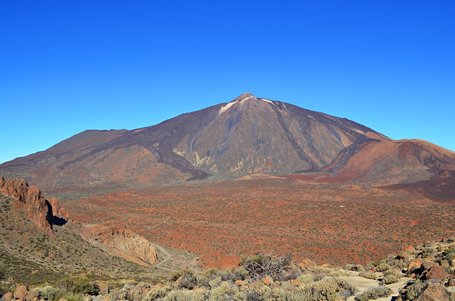 Mount Teide, Teide National Park, Tenerife