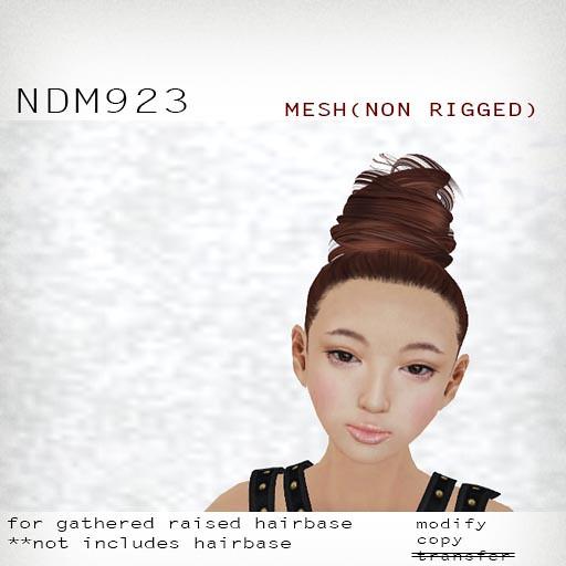 booN NDM923 hair