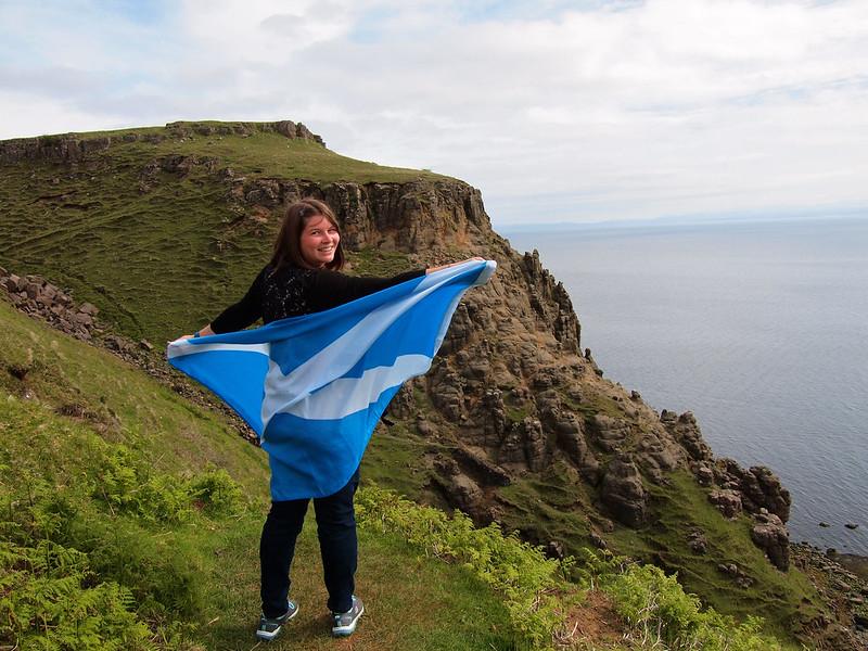 Amanda in Scotland