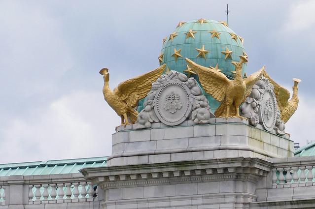 赤坂離宮迎賓館 参観