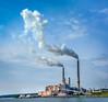 Mount Storm power plant, West Virginia