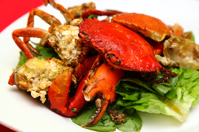Grilled-Crabs