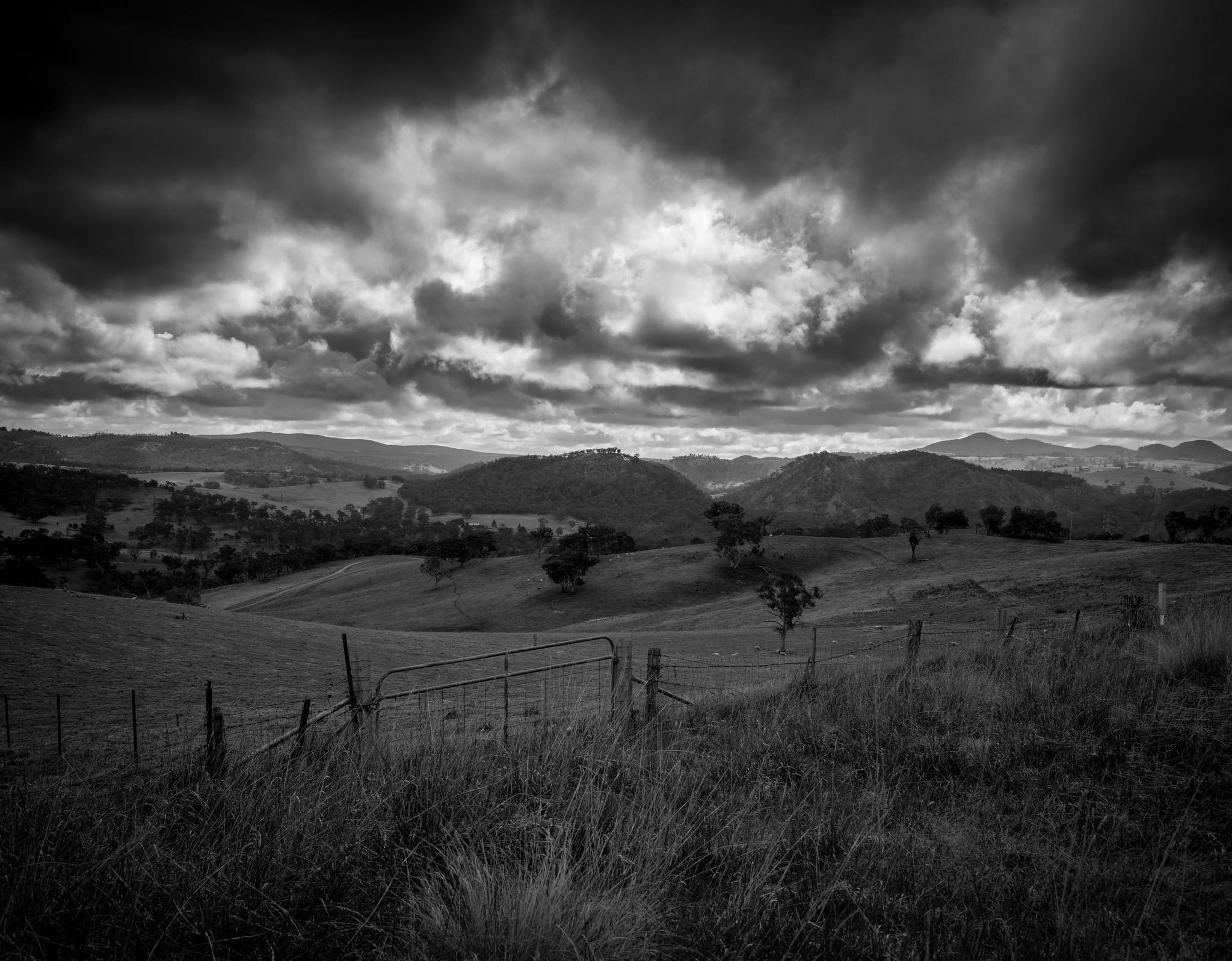 Blue Mountains Farmland