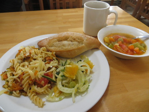 retreat lunch
